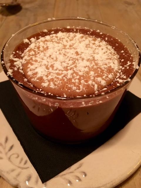 Tarta de Galleta y Chocolate de Mamá