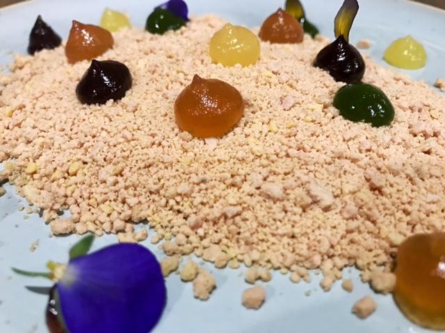 Foie micuit texturizado