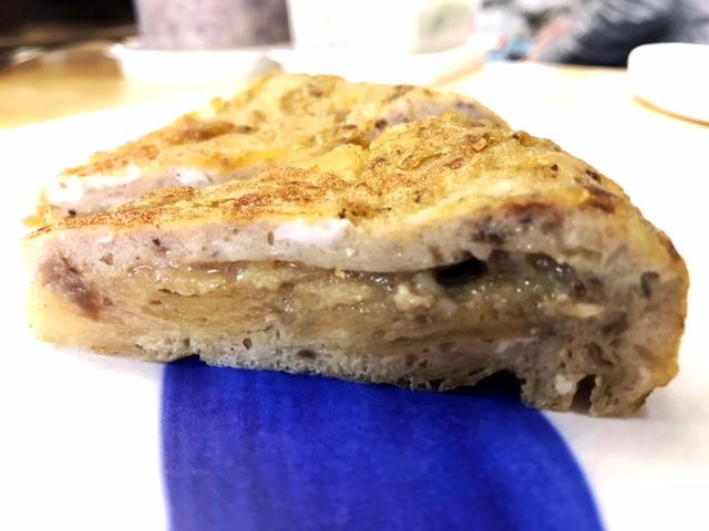 Tortilla de Shitake