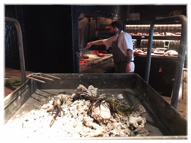 Tomándose la carne en serio- Charrúa