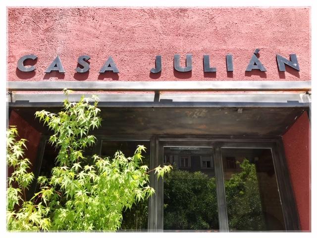 Obra Maestra, Maestro. Casa Julián de Tolosa