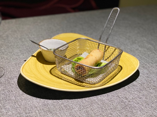 Simetría de sabores asiáticos. El Flaco