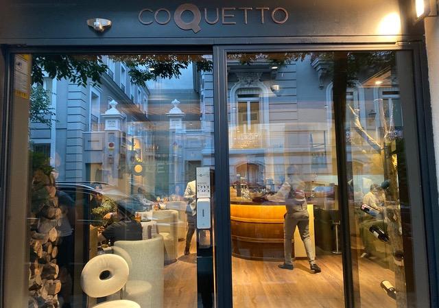 Conquistando el Paladar. CoQuetto Bar